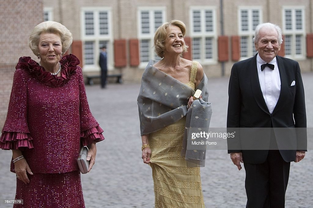 Prince Willem Alexander - 40th Birthday Party