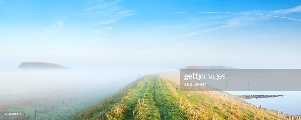 Dutch scenery : Stock Photo