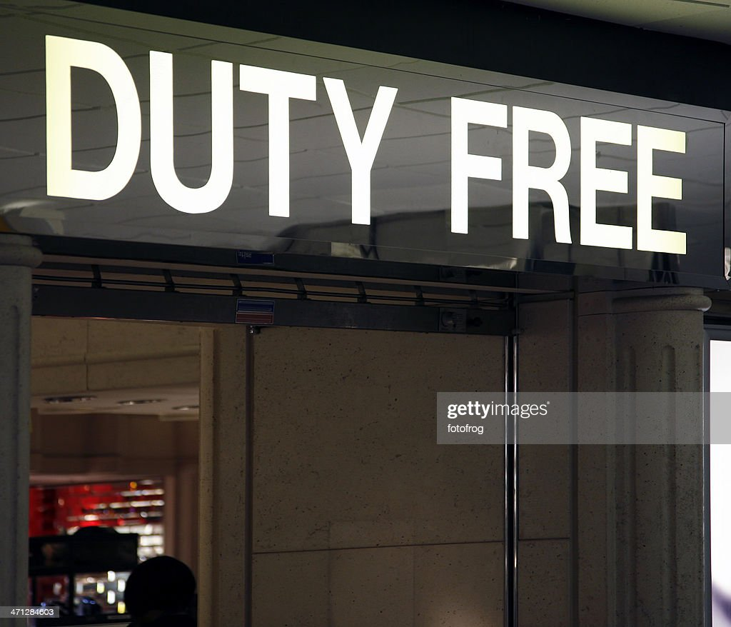 Duty Free : Photo