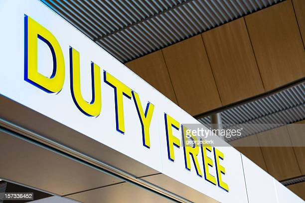 «boutiques Duty-Free»