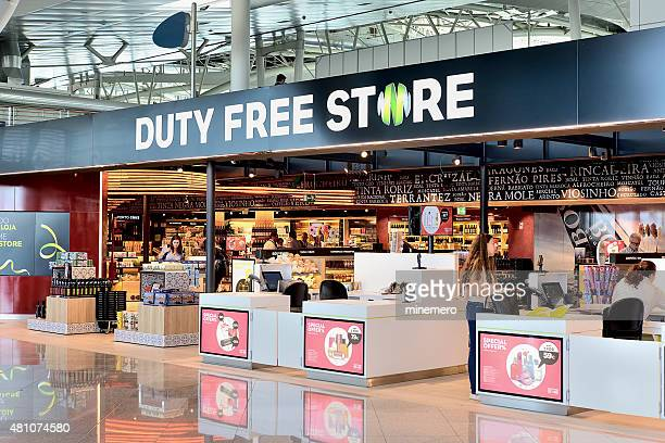 Duty Free Store in Porto Francisco Sa Carneiro Airport