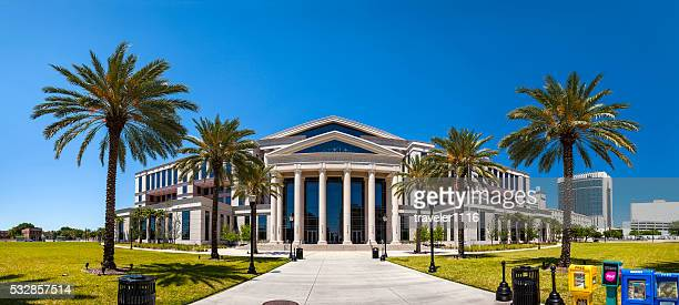 Duval County Courthouse In Jacksonville, Florida