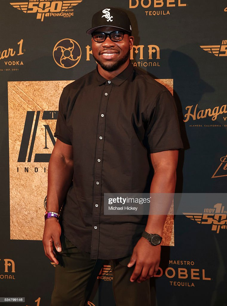 <a gi-track='captionPersonalityLinkClicked' href=/galleries/search?phrase=Dwayne+Allen&family=editorial&specificpeople=5292364 ng-click='$event.stopPropagation()'>Dwayne Allen</a> is seen at the Maxim Indy 500 Party on May 27, 2016 in Indianapolis, Indiana.