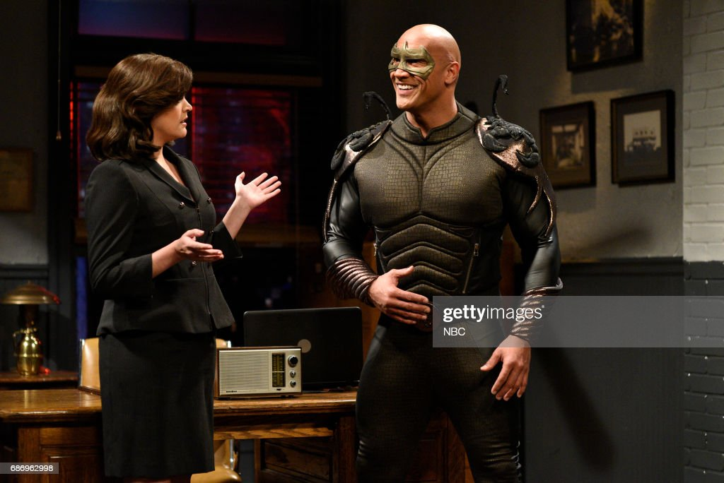 "NBC's ""Saturday Night Live"" with Dwayne Johnson, Katy Perry"