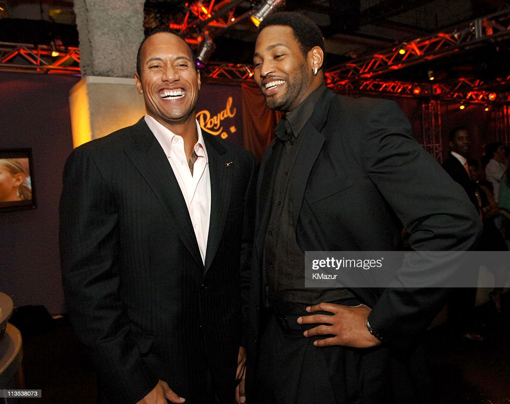 2005 ESPY Awards - Front Row and Backstage