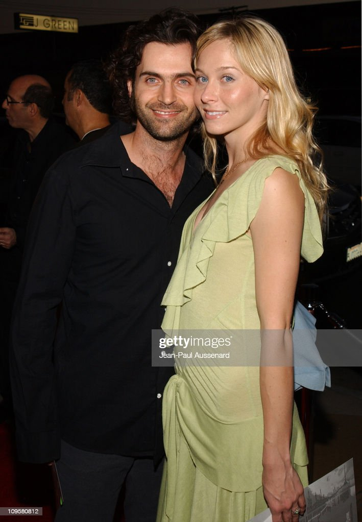 Dweezil Zappa and Lauren Knudsen during 'Reefer Madness' Showtime Networks Los Angeles Premiere - Arrivals at Regent Showcase Cinemas in Hollywood, California, United States.