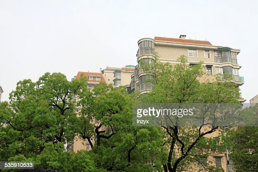 dweller building architecture landscape : Stock Photo