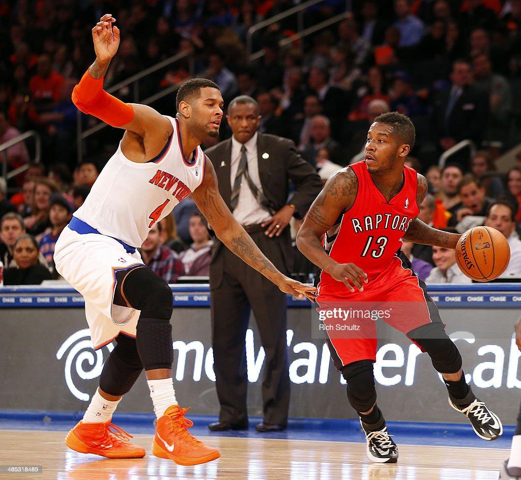 Toronto Raptors v New York Knicks