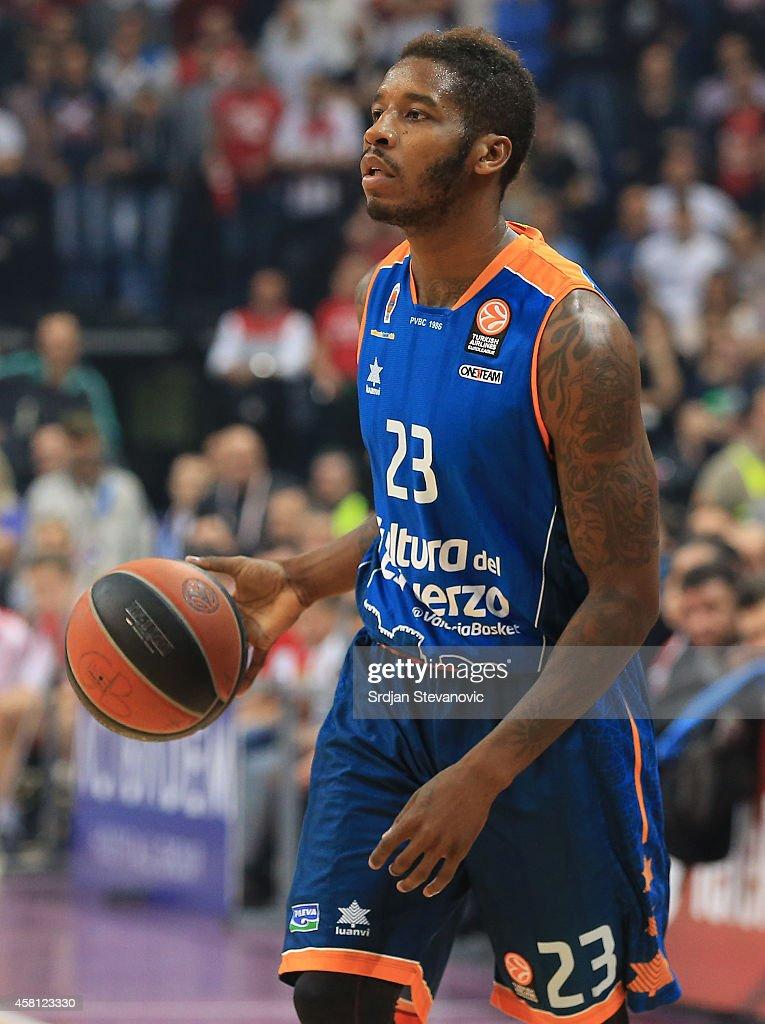 Crvena Zvezda Telekom Belgrade  v  Valencia Basket - Turkish Airlines Euroleague