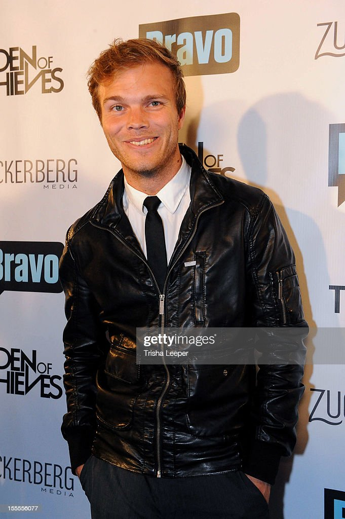 Dwight Crow attends the attends Bravo's 'Start-Ups: Silicon Valley' Premiere Party at RF-80 on November 4, 2012 in San Francisco, California.