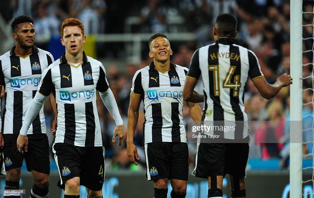 Newcastle United v Reading: Sky Bet Championship