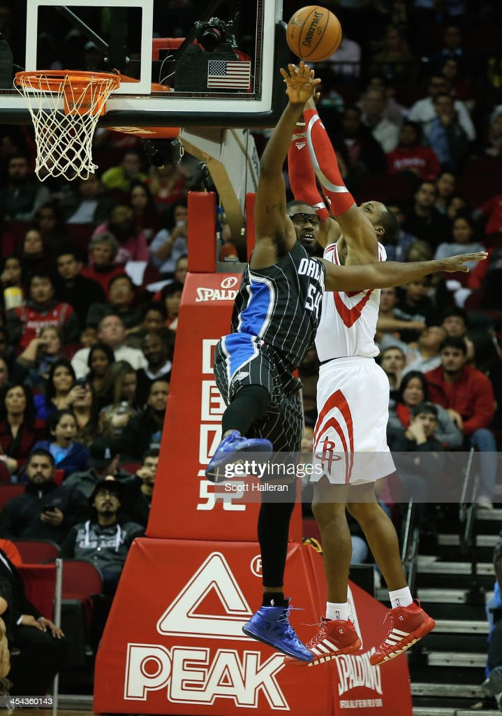 Orlando Magic v Houston Rockets
