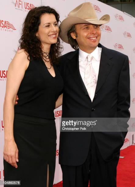 Dwight Yoakam and guest during The 31st AFI Life Achievement Award Presented to Robert DeNiro at Kodak Theatre in Hollywood California United States
