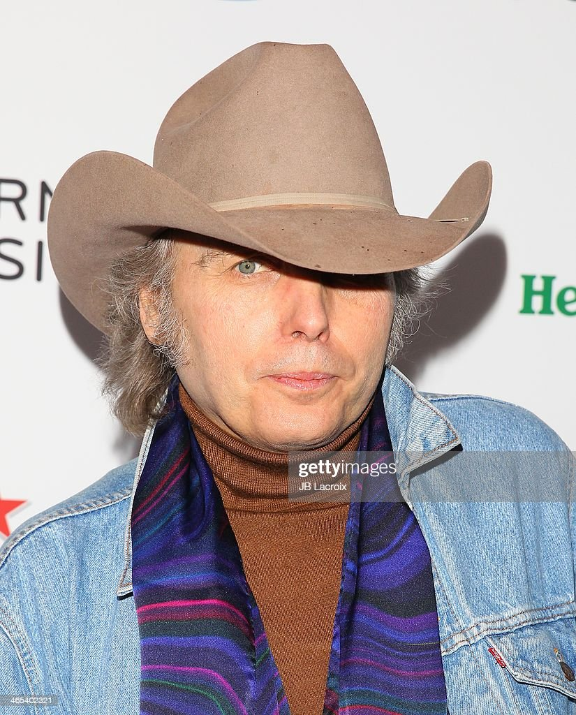 <a gi-track='captionPersonalityLinkClicked' href=/galleries/search?phrase=Dwight+Yoakam&family=editorial&specificpeople=211566 ng-click='$event.stopPropagation()'>Dwight Yoakam</a> attends the Warner Music Group Hosts Annual Grammy Celebration held at Sunset Tower on January 26, 2014 in West Hollywood, California.