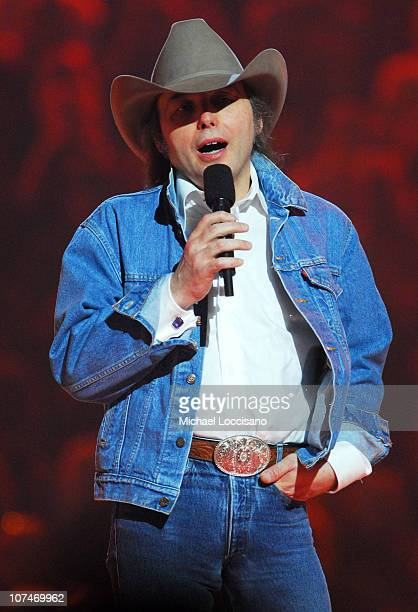 Dwight Yoakam presenter Buck Owens Tribute during 2006 CMT Music Awards Show at Curb Events Center at Belmont University in Nashville Tennessee...