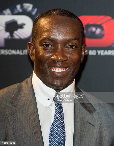 Dwight Yorke attends the BBC Sports Personality of the Year Awards at First Direct Arena on December 15 2013 in Leeds England
