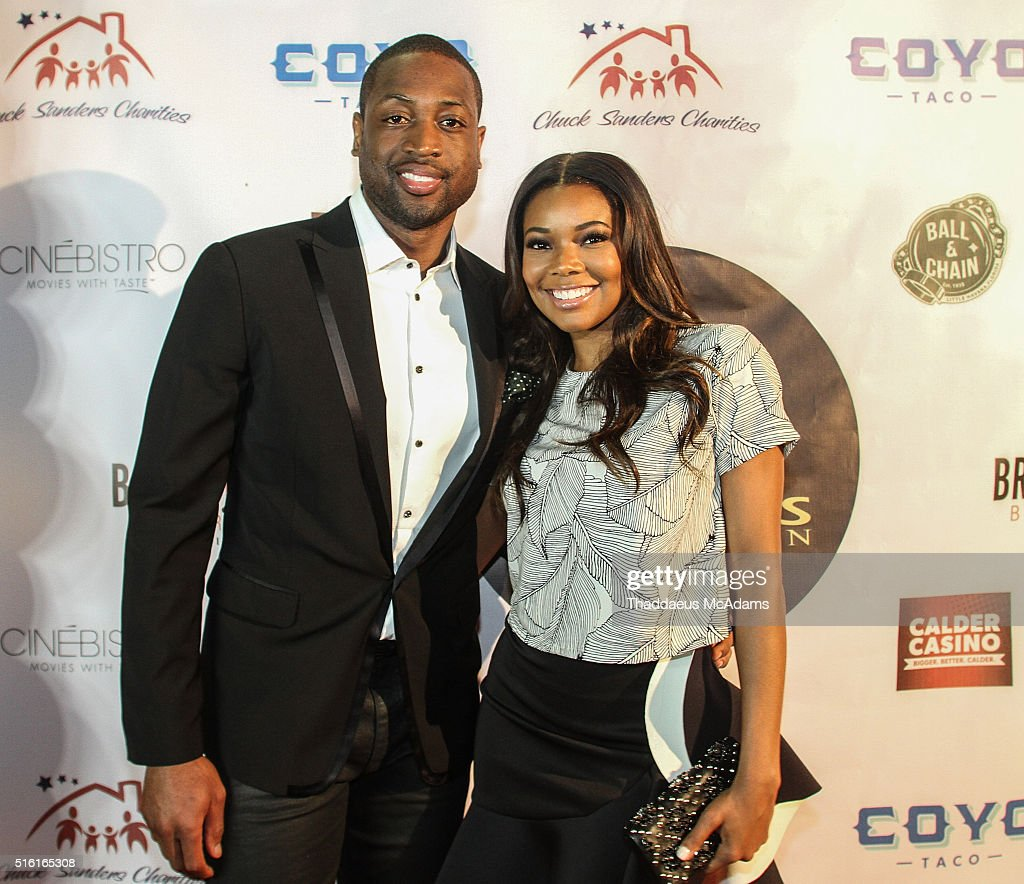 Event Name: D Wade Jr And Sr Host ProPops Foundations 10th Anniversary Fundraiser