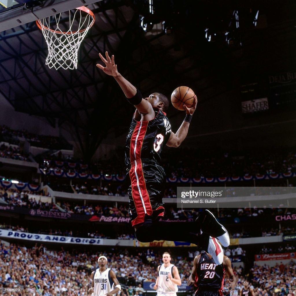 Miami Heat v Dallas Mavericks Game 2 | Getty Images