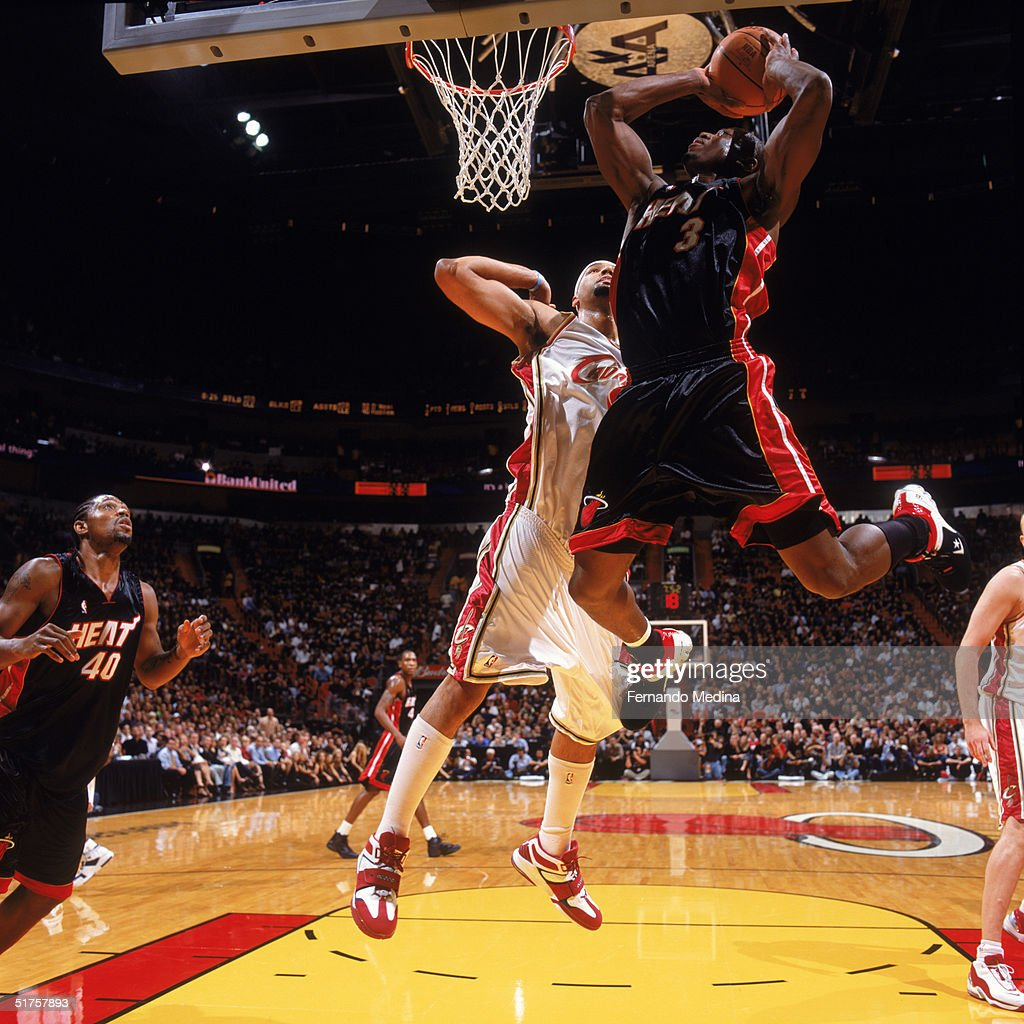 Cleveland Cavaliers v Miami Heat s and