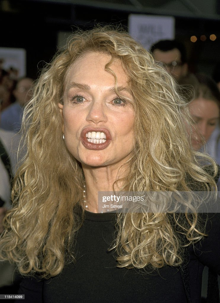 Dyan Cannon during 'American Pie' West Coast Premiere at Cineplex Odeon Universal Studios Cinema in Universal City, California, United States.