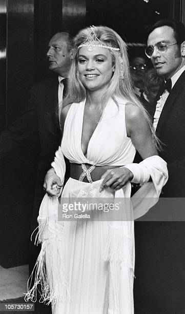Dyan Cannon during New York Film Festival Opening at Alice Tully Hall in New York City New York United States