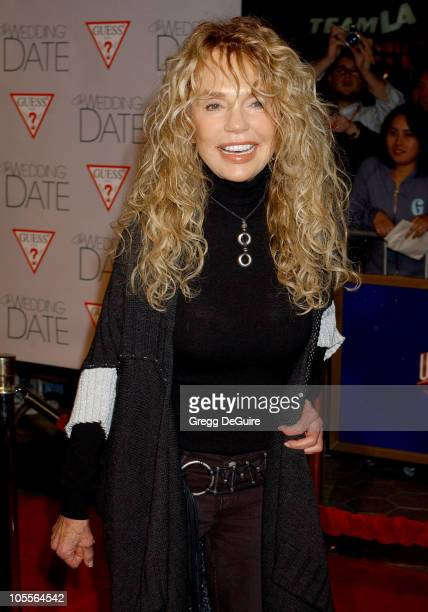 Dyan Cannon during 'The Wedding Date' Los Angeles Premiere Arrivals at Universal Studios Cinemas in Universal City California United States