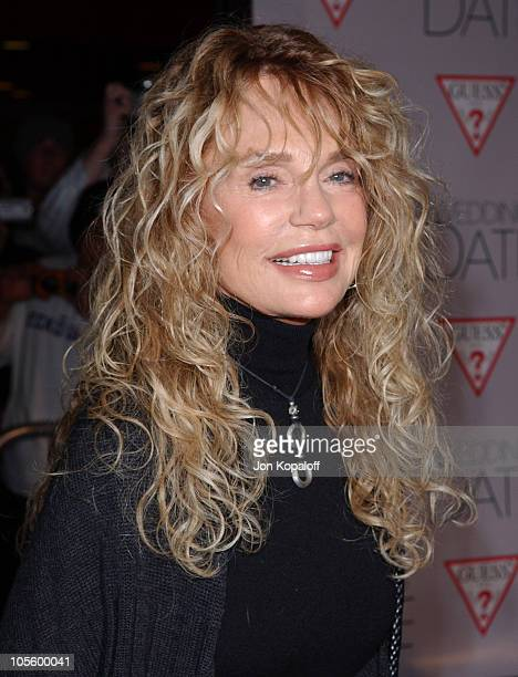Dyan Cannon during 'The Wedding Date' Los Angeles Premiere Arrivals at Universal Amphitheatre in Universal City California United States
