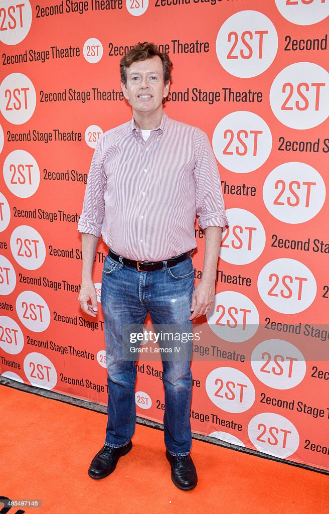 Dylan Baker attends the 'Whorl Inside A Loop' off-broadway opening night at Second Stage Theatre on August 27, 2015 in New York City.