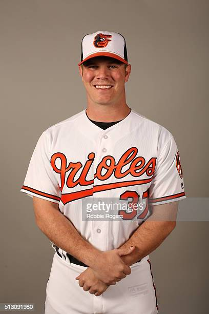 Dylan Bundy of the Baltimore Orioles poses during Photo Day on Sunday February 28 2016 at Ed Smith Stadium in Sarasota Florida