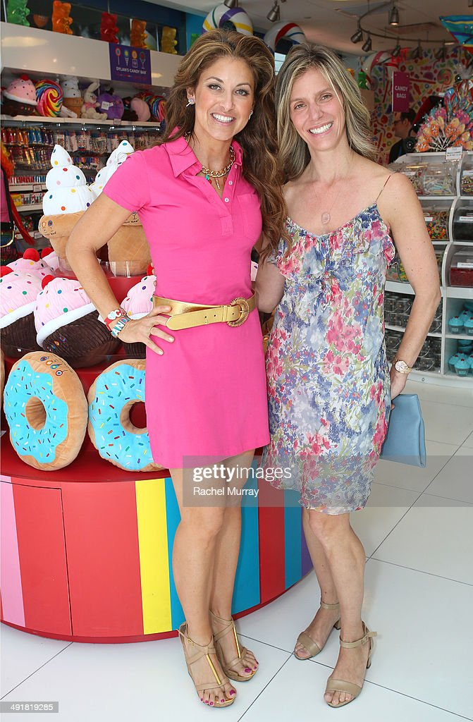 Dylan Lauren (L) and Jane Buckingham host Dylan's Candy Bar Candy Girl Collection LA Launch Event at Dylan's Candy Bar on May 17, 2014 in Los Angeles, California.