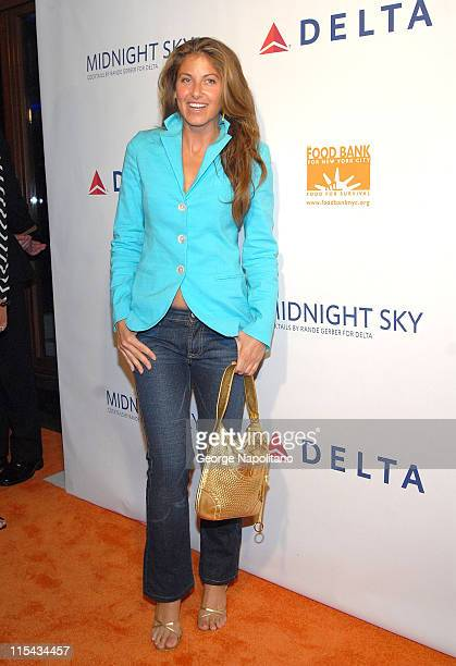Dylan Lauren arrives at the grand opening of SKY360 in New York October 2 2007
