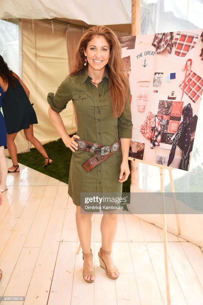 Dylan Lauren attends as the Honest Company and The GREAT. celebrate The GREAT Adventure on August 5, 2017 in East Hampton, New York.