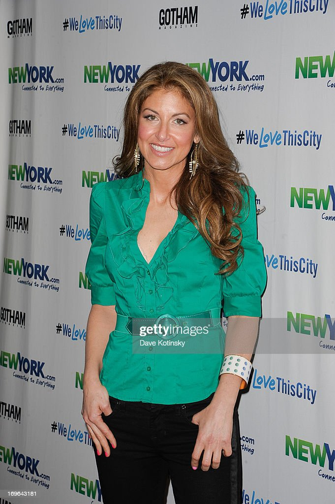 Dylan Lauren attends NEWYORK.COM 'Connected To Everything' Launch Party on May 29, 2013 in New York, United States.