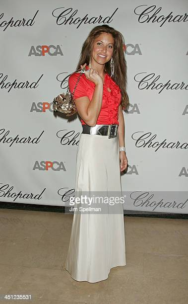 Dylan Lauren attends the 11th Annual ASPCA Bergh Ball at the Plaza Hotel on April 17 2008 in New York City