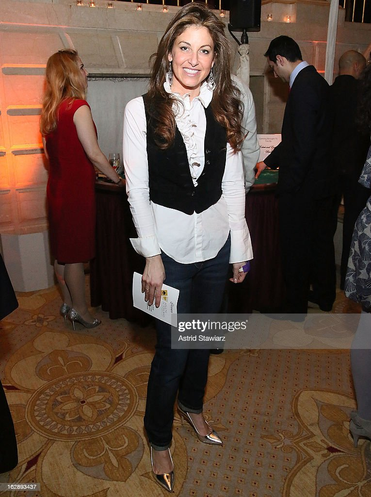 Dylan Lauren attends the 2013 Adults In Toyland Casino Night at NYU Langone Medical Center on February 28, 2013 in New York City.