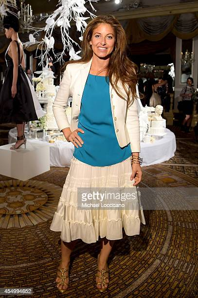 Dylan Lauren attends the alice olivia by Stacey Bendet Spring 2015 NYFW Presentation at The Pierre Hotel on September 8 2014 in New York City