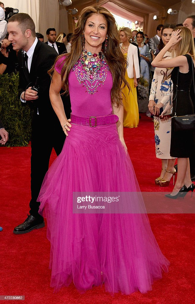 Dylan Lauren attends the 'China Through The Looking Glass' Costume Institute Benefit Gala at the Metropolitan Museum of Art on May 4 2015 in New York...