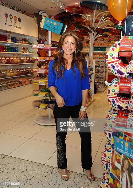 Dylan Lauren attends the Dylan's Candy Bar Grand Opening at JetBlue's Terminal 5 at John F Kennedy International Airport on March 20 2014 in New York...