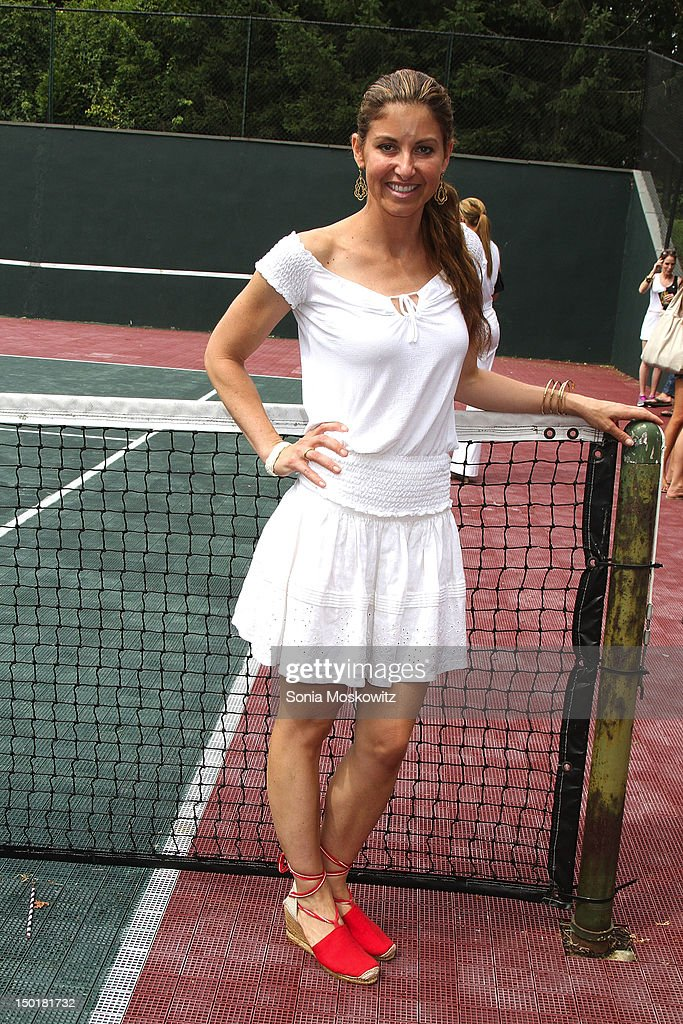 Dylan Lauren attends the EleVen by Venus Williams party on August 11, 2012 in Southampton, New York.