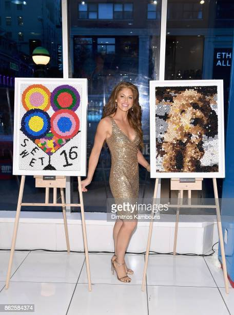 Dylan Lauren celebrates the Sweet 16 of Dylan's Candy Bar on October 17 2017 in New York City