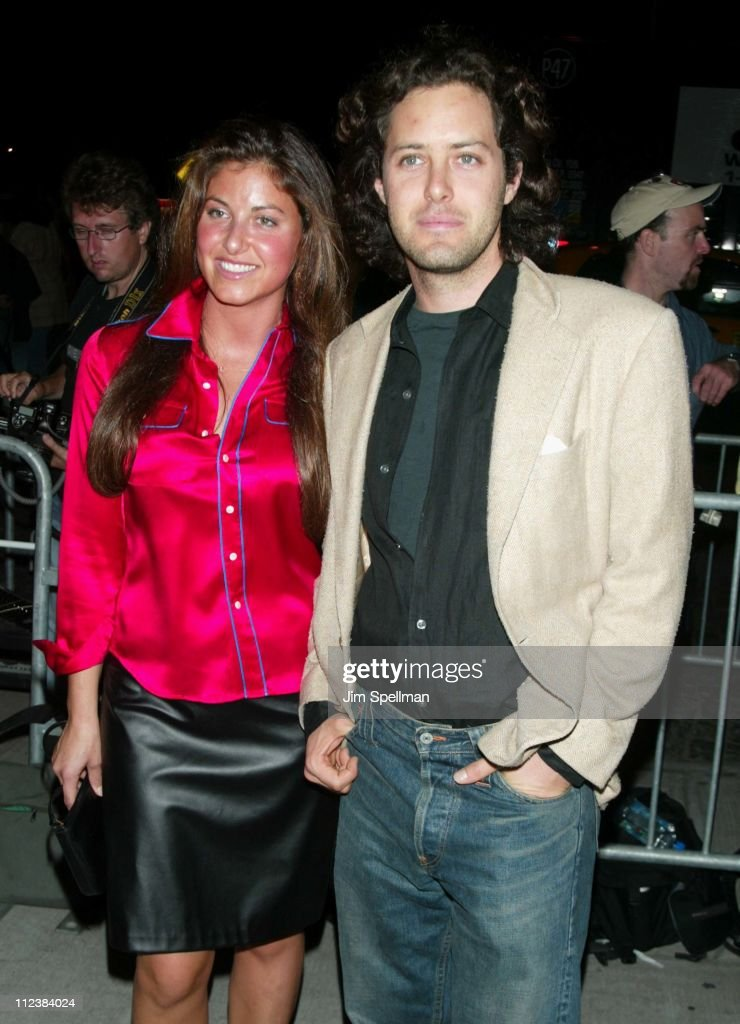 Dylan Lauren & David Lauren during Mercedes Benz Fashion Week 2003 - Opening of the First Stella McCartney Store Worldwide at Stella McCartney Store in New York, New York, United States.