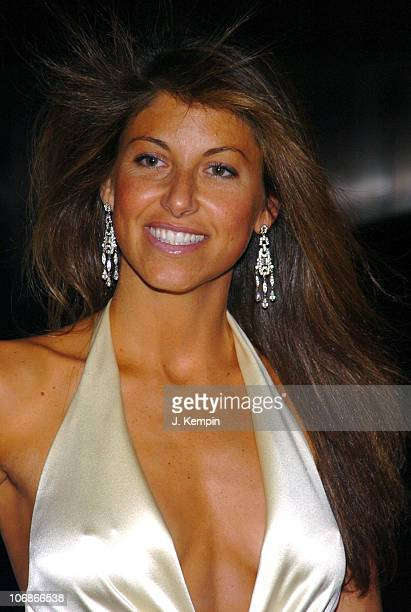 Dylan Lauren during Christie's Celebrates the 40th Anniversary of Truman Capote's Black and White Ball with Gala Recreation at Christie's in New York...