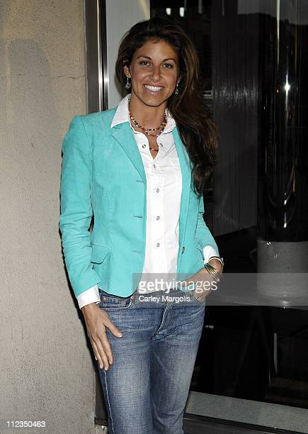 Dylan Lauren during Danny Seo Debuts His Fourth Book 'Simply Green Parties' at Stella McCartney Store in New York City New York United States