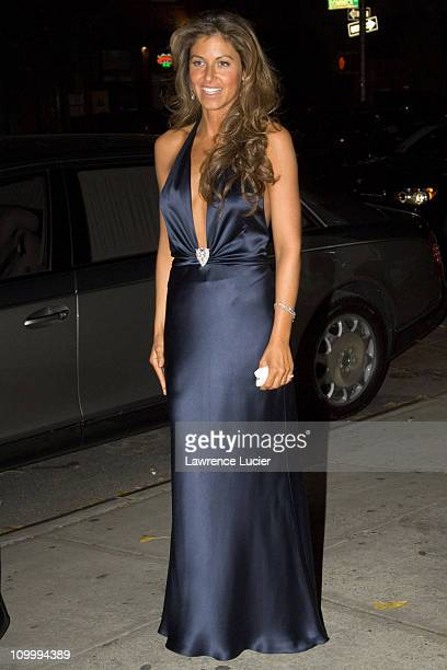 Dylan Lauren during Lauren Family Sighting in the West Village of New York City November 10 2005 at West Village in New York NY United States