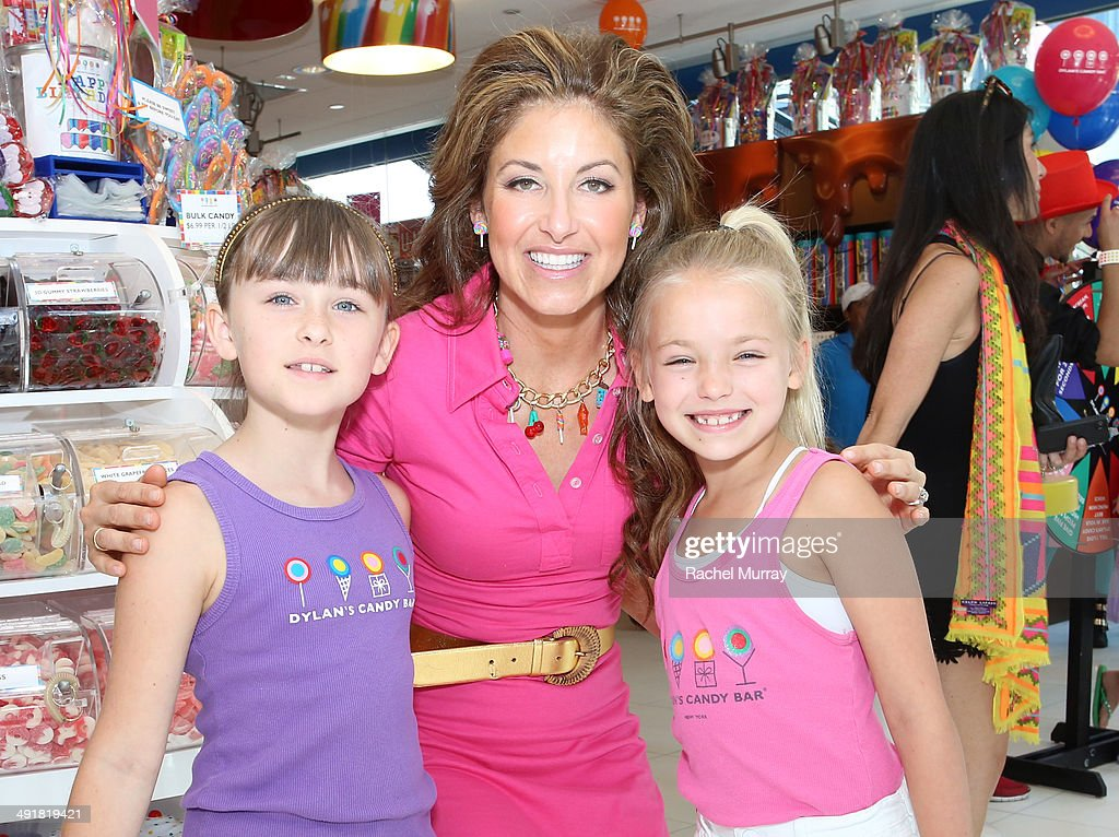 Dylan Lauren (C) hosts guests at Dylan's Candy Bar Candy Girl Collection LA Launch Event at Dylan's Candy Bar on May 17, 2014 in Los Angeles, California.