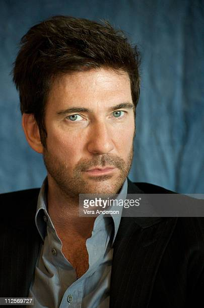 Dylan McDermott at the 'Dark Blue' press conference at the Andaz Hotel on September 29 2009 in West Hollywood California