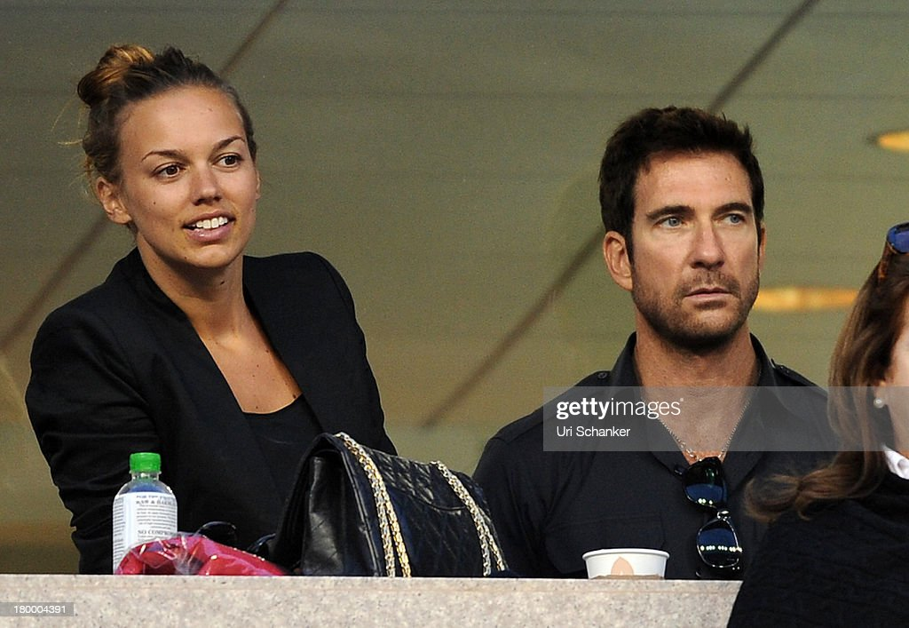 <a gi-track='captionPersonalityLinkClicked' href=/galleries/search?phrase=Dylan+McDermott&family=editorial&specificpeople=211496 ng-click='$event.stopPropagation()'>Dylan McDermott</a> attends the 2013 US Open at USTA Billie Jean King National Tennis Center on September 7, 2013 in New York City.