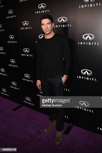 Dylan McDermott attends the grand opening of Infiniti of Beverly Hills on October 9 2014 in Beverly Hills California