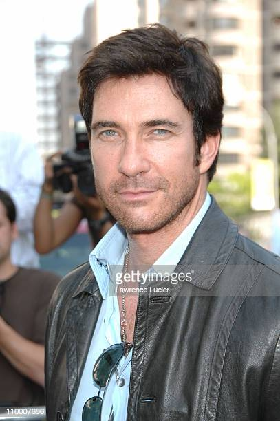 Dylan McDermott during 2007 ABC Network UpFront at Lincoln Center in New York City New York United States
