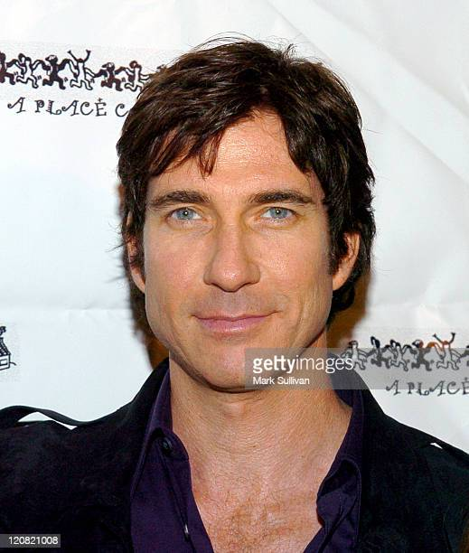 Dylan McDermott during A Place Called Home 'Gala For The Children' Arrivals at The Beverly Hilton Hotel in Beverly Hills California United States